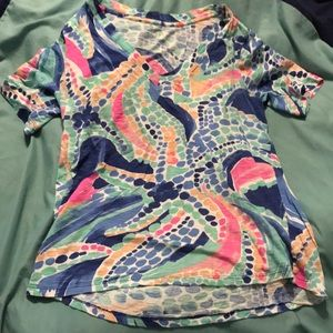 Lilly Pulitzer shirt